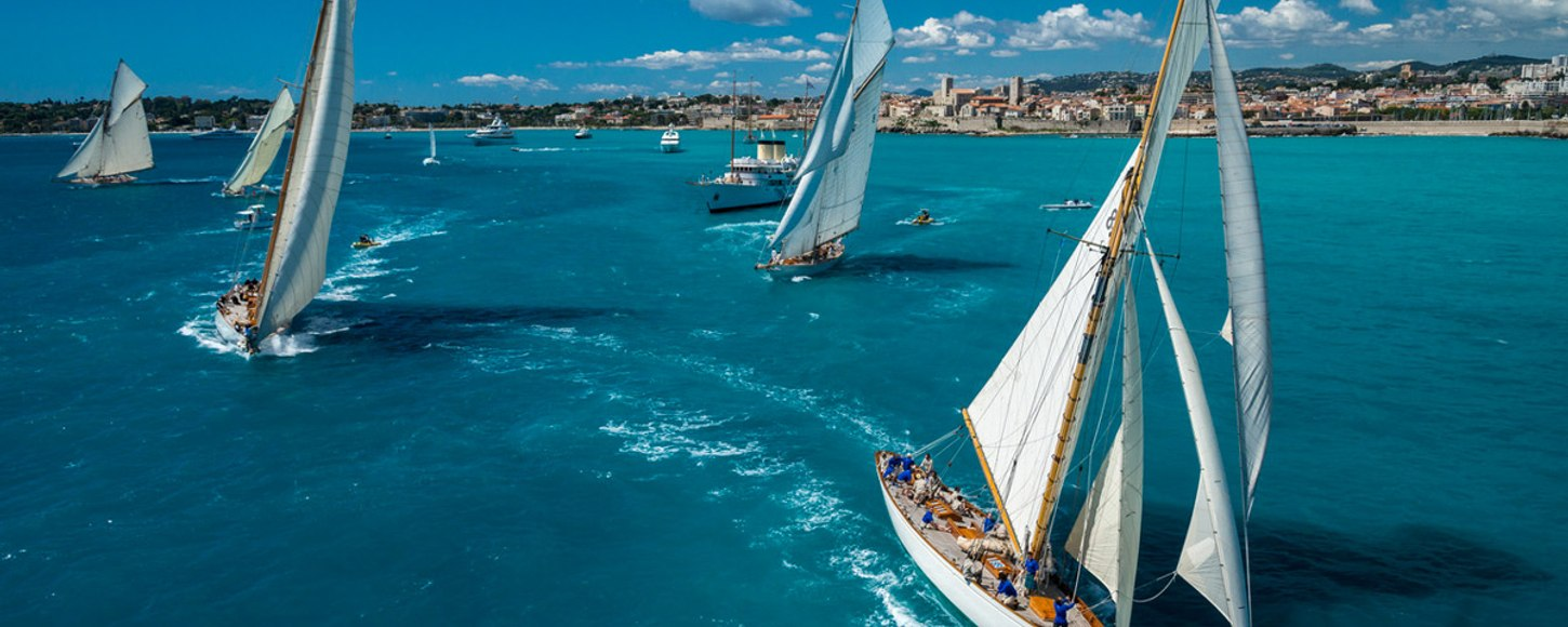 Les Voiles d'Antibes 2020