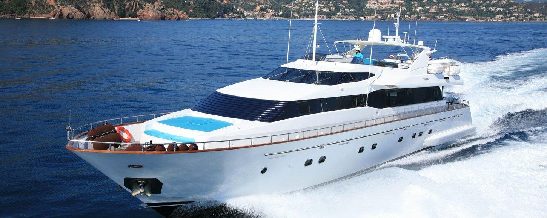 Charter yacht POWDERMONKEY cruising in the Balearic Isles