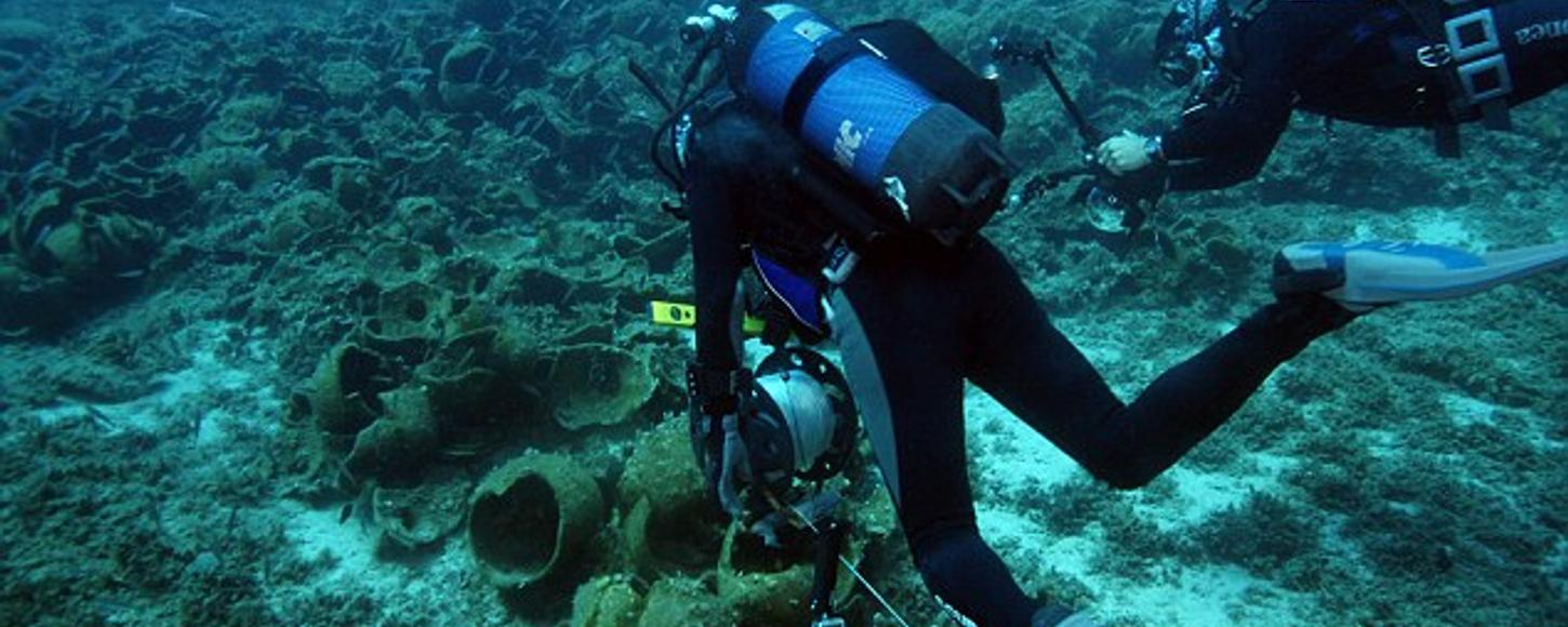 Divers discover ancient shipwrecks around Fourni in Greece