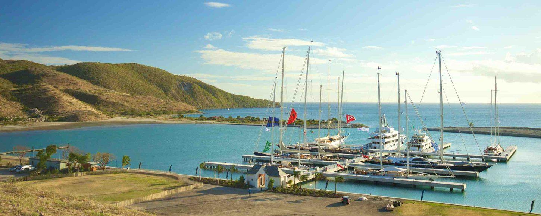 Pendennis St Kitts Rendezvous