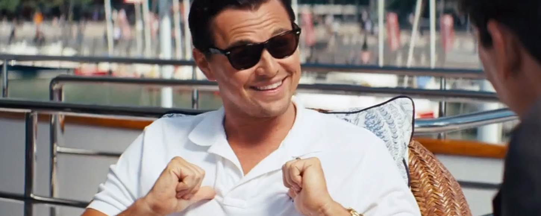 Leonardo DiCaprio's Wolf of Wall Street Yacht