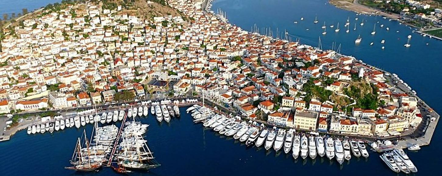 East Med Yacht Charter Show in Poros Greece
