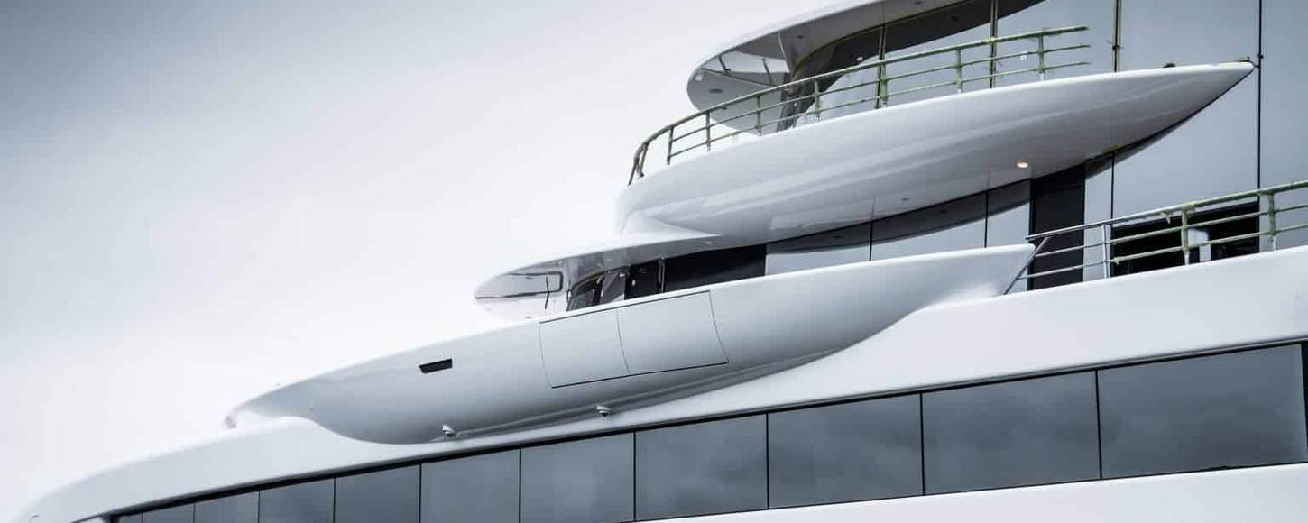 Abeking Rasmussen superyacht EXCELLENCE