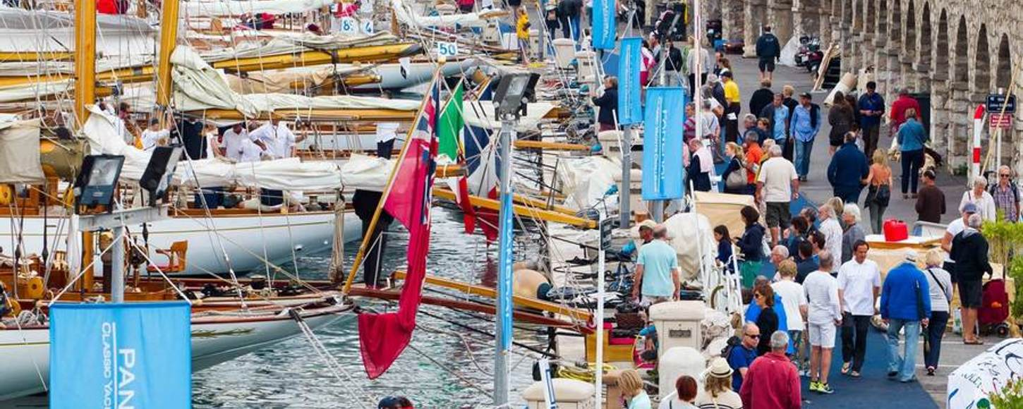 Les Voiles d'Antibes 2018