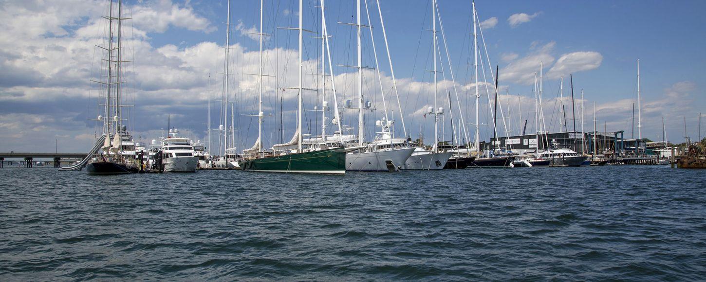Newport Charter Yacht Show 2017
