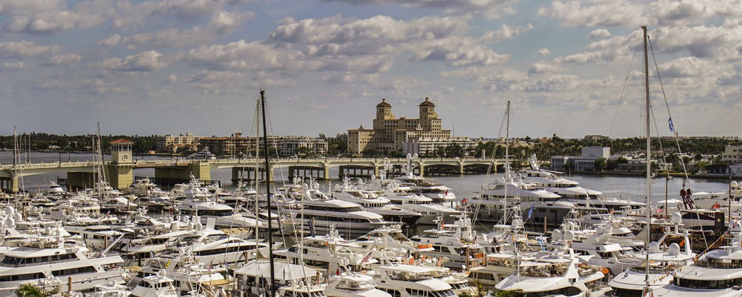 Palm Beach Boat Show 2021