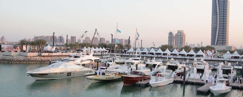 Qatar International Boat Show 2019