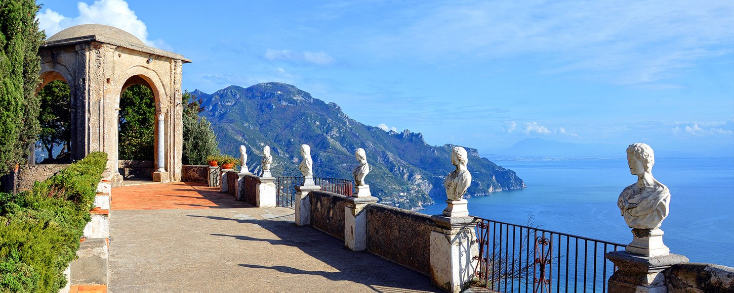 5 reasons to visit Ravello on your Amalfi Coast yacht charter