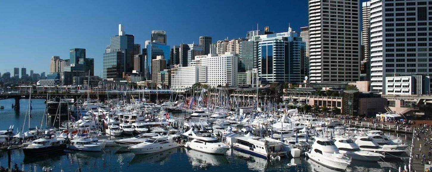 Sydney International Boat Show 2017