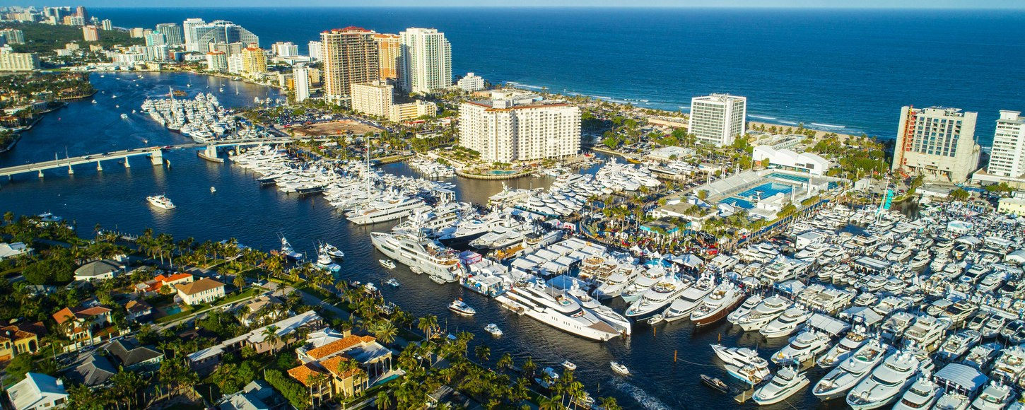 Ft. Lauderdale Boat Show 2018 - Attending Yachts