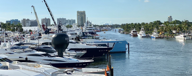 Fort Lauderdale International Boat Show (FLIBS) 2020- Attending Yachts