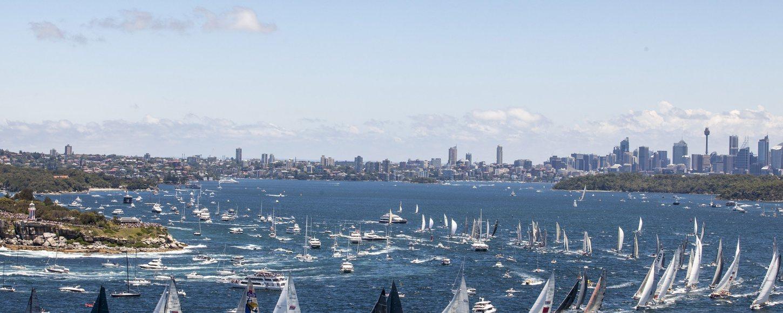 Rolex Sydney Hobart Yacht Race 2017
