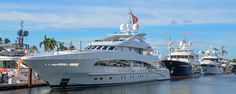 Fort Lauderdale International Boat Show (FLIBS) 2021