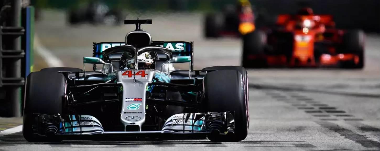 Singapore Grand Prix 2019