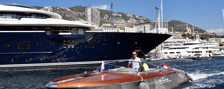Monaco Yacht Show 2016