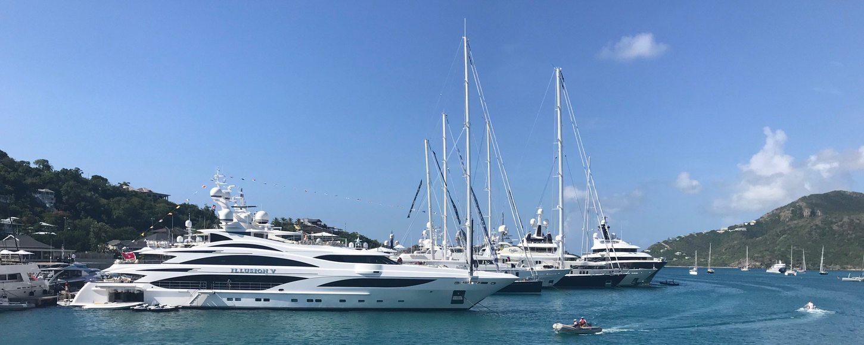 Antigua Charter Yacht Show 2018