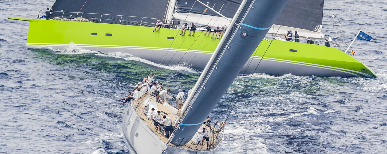 Loro Piana Superyacht Regatta 2021