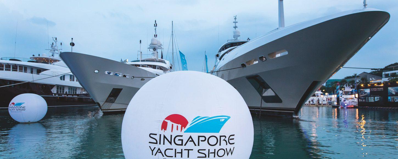 Singapore Yacht Show 2017