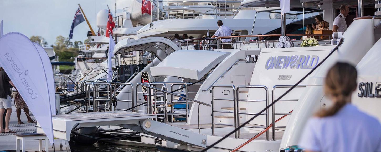 Australian Superyacht Rendezvous 2019