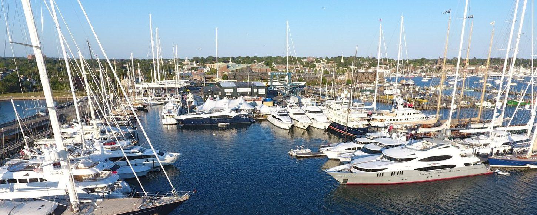 Newport Charter Yacht Show 2018