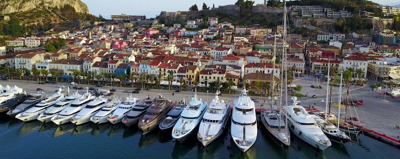 Mediterranean Yacht Show 2018