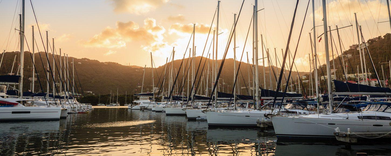 CYS BVI Charter Yacht Show 2018