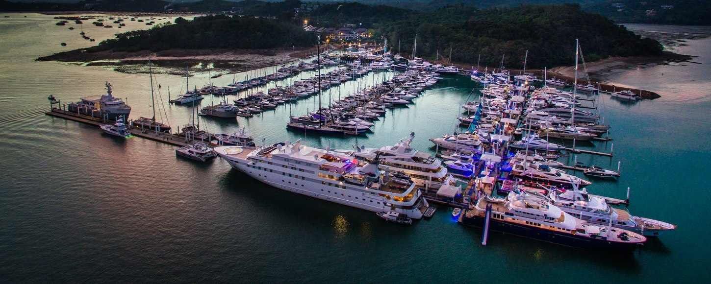 Thailand Yacht Show & Rendezvous