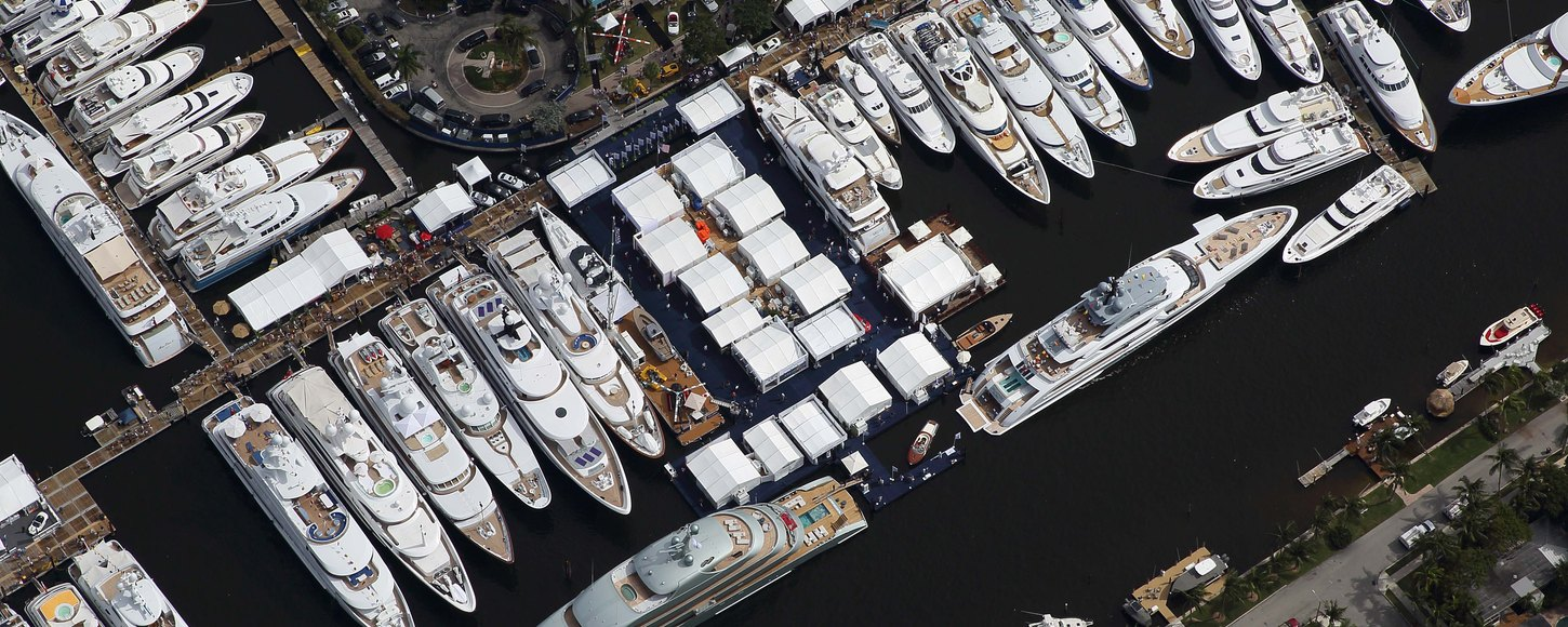 Fort Lauderdale Boat Show 2017