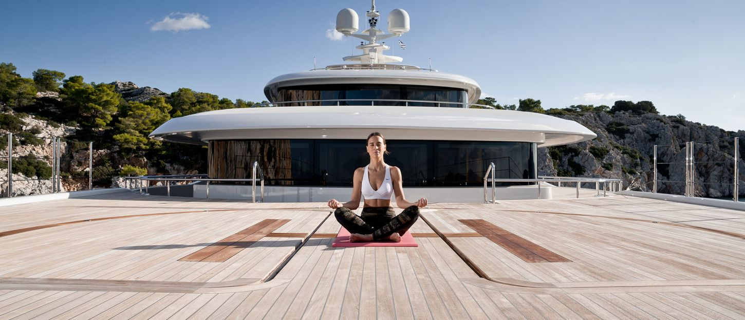 Superyacht Helipads on Charter: What You Need to Know