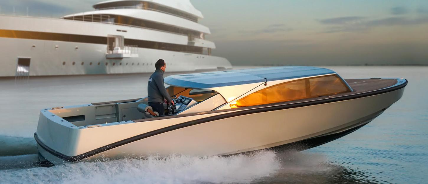 ARRIVE IN STYLE: Why Choose A Charter Yacht With A Limo Tender