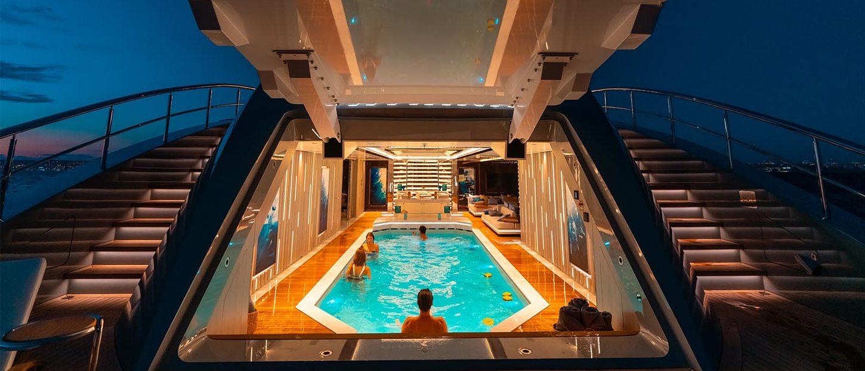 The Best Superyacht Beach Clubs