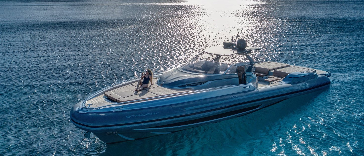 Yacht charters reimagined: The rise of the chase tender