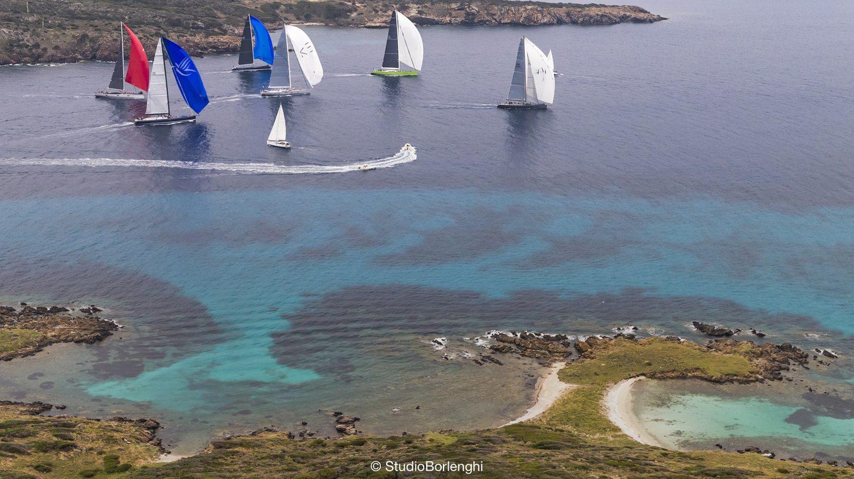 Loro Piana Superyacht Regatta 2020
