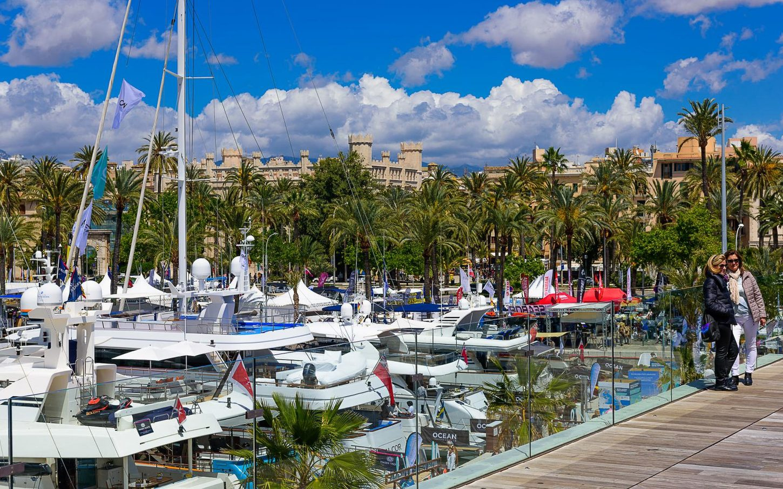 Palma Superyacht Show 2018