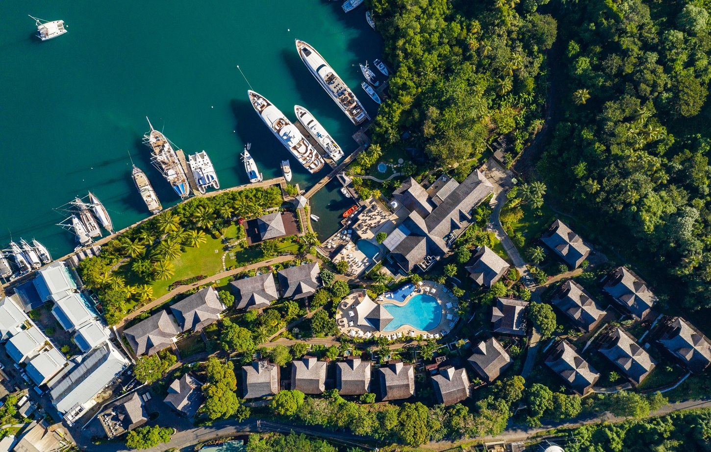 Marigot Bay Resort and Spa Image 1