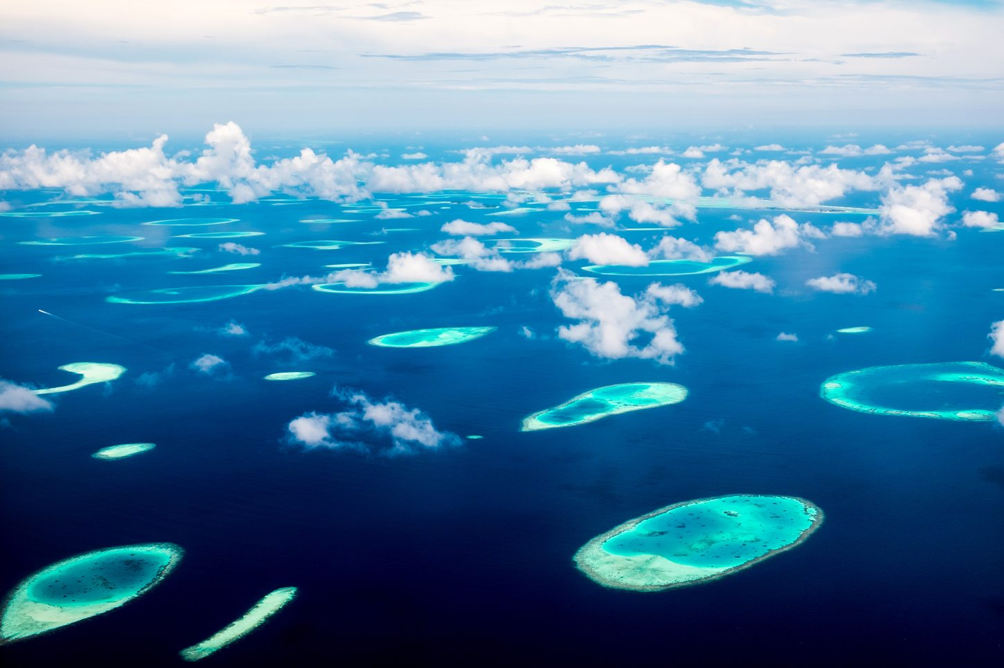 4 of the Best Atolls to Cruise to in the Maldives