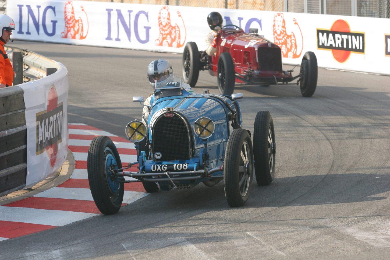 Monaco Historic Grand Prix 2018