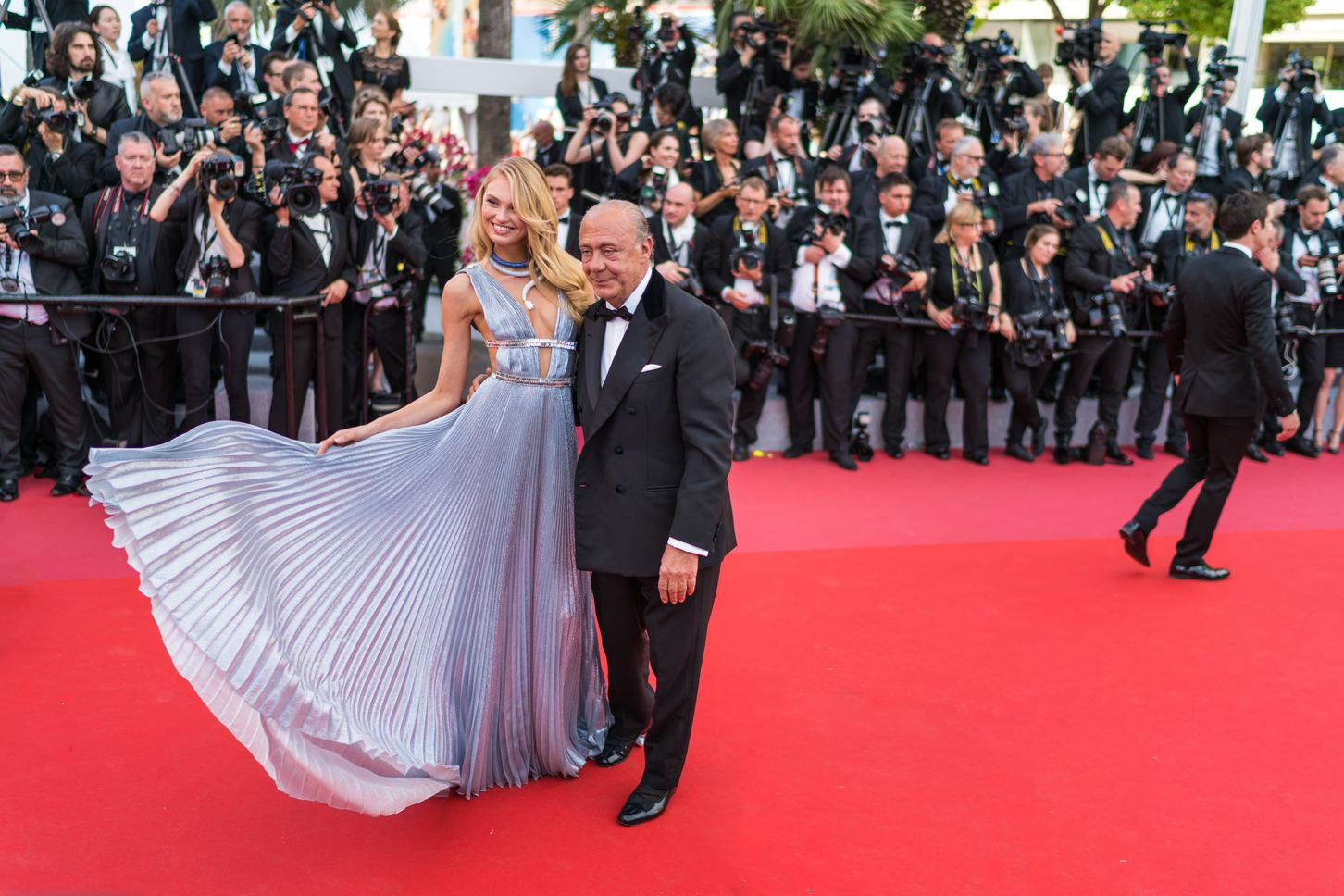 Cannes Film Festival red carpet