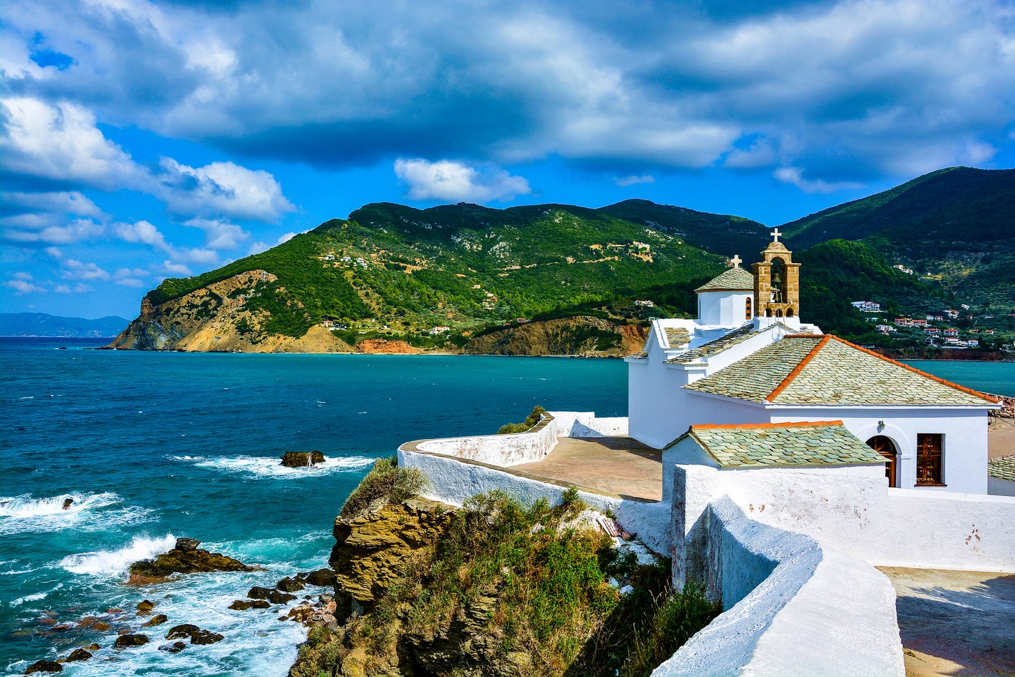 Discovering Skopelos: The World's Secret Superyacht Hotspot