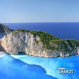 """<p> While touring the Greek islands on board a luxury superyacht you will find a myriad of beautiful hidden coves dotted along the coastlines. One of the most beautiful is the famous bay of Navagio or Shipwreck Beach, tucked away on the west coast of Zakynthos Island &ndash; a must-see early morning trip when cruising in the <a href=""""/ionian-islands/ionian-islands-luxury-yachting-guide-675.htm"""">Ionian Islands</a>.</p>"""