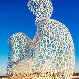 <p>Sat on the previous site of a fortified tower, which was destroyed in the 17th century, the Nomad sits on the restored waterfront overlooking the port.</p>