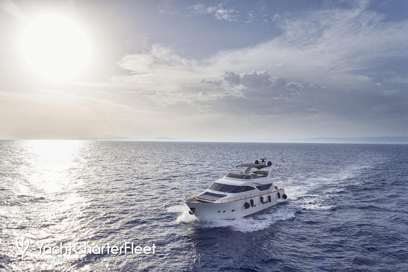 Salty Charter Yacht