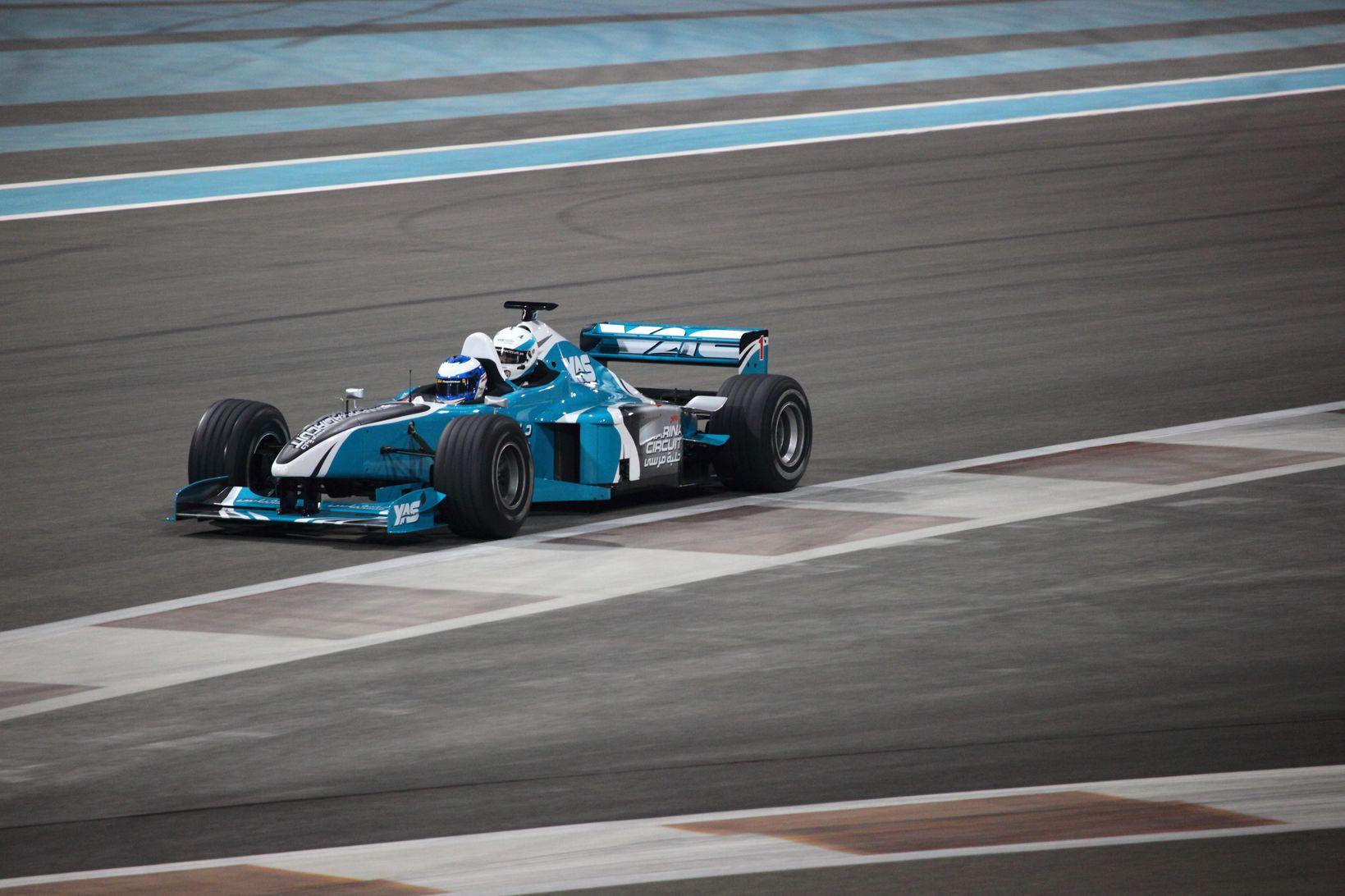 Abu Dhabi Grand Prix 2021