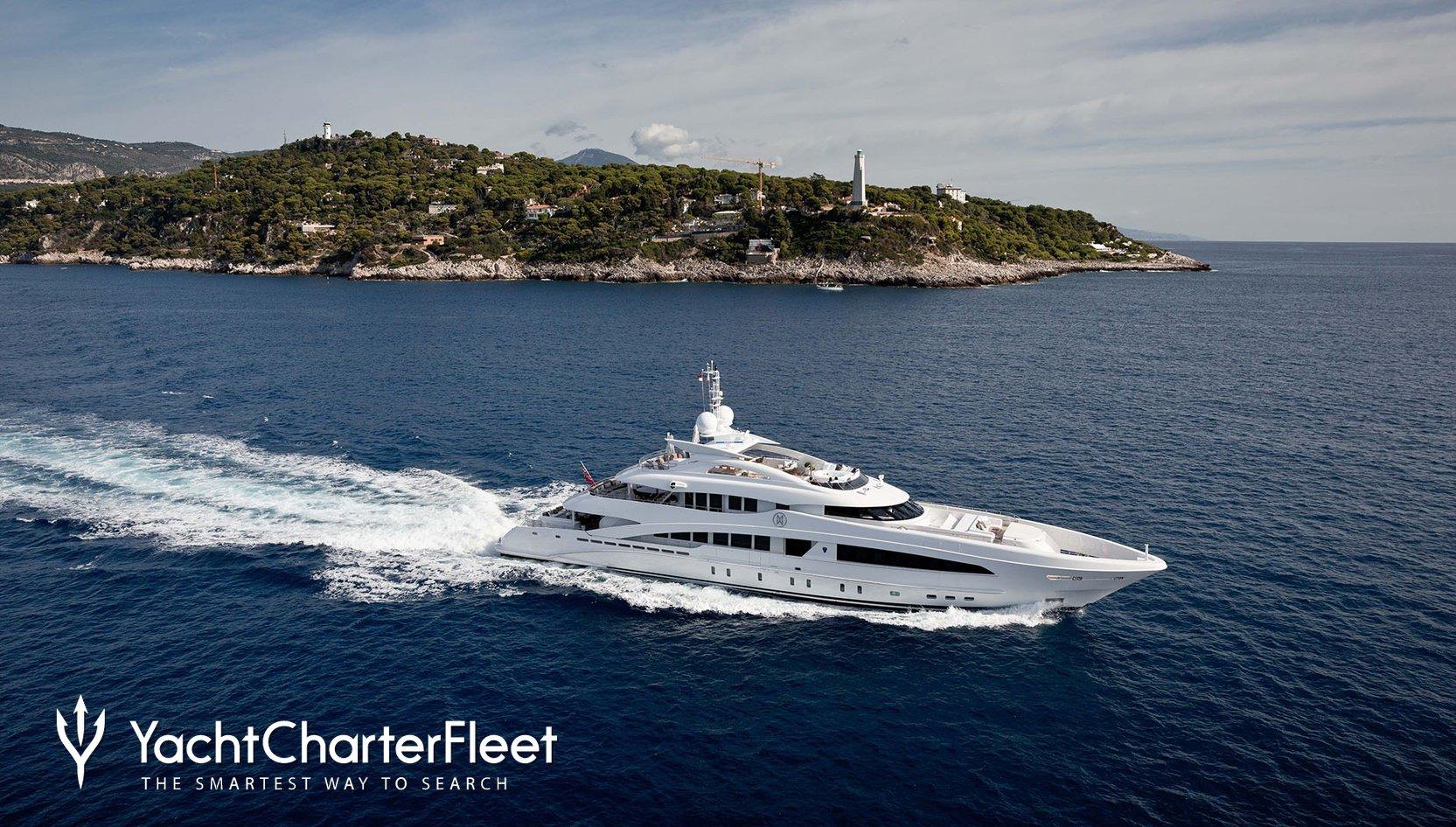 Hayken Charter Yacht