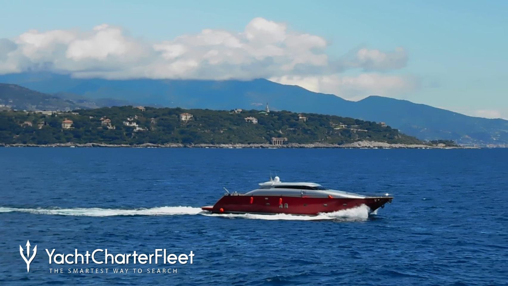 Vista II Charter Yacht