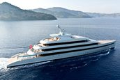 Feadship superyacht SAVANNAH to charter in the Indian Ocean and Tahiti