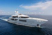 Brand new Heesen superyacht MOSKITO joins Mediterranean charter fleet