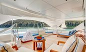 Party Girl yacht charter Icon Yachts Motor Yacht