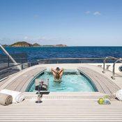 Swimming Pool On Main Deck