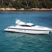 Delhia Charter Yacht